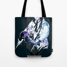 Neil Armstrong Tribute Tote Bag