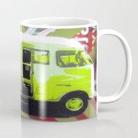 van Mugs featuring Van by Gabriel Prusmack and Sophia Buddenhagen