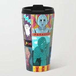 Doctor Who Monsters Travel Mug