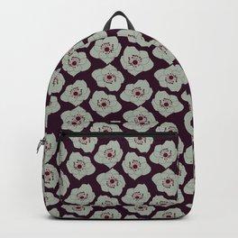 blue hellebores Backpack
