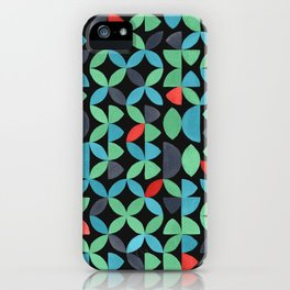 GARDEN SALAD, hand-painted pattern by Frank-Joseph iPhone Case