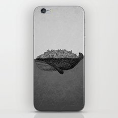 Whale City iPhone & iPod Skin