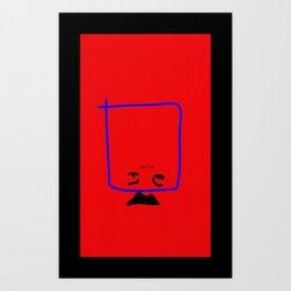 Saul Bass Art Print