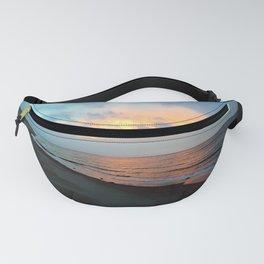 PEI Sandy Beach Sunset Fanny Pack