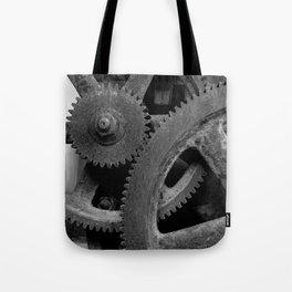 Big Gears Tote Bag