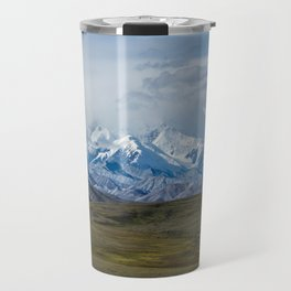 Mount McKinley Denali National Park Alaska Travel Mug