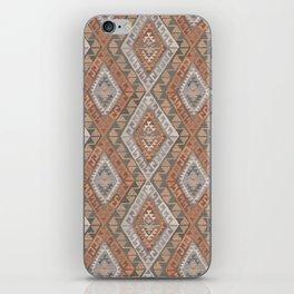 Kilim - earthy iPhone Skin