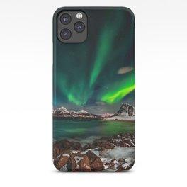 Aurora Borealis - Northern Lights - Twilight iPhone Case