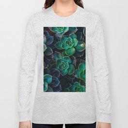 Succulent fantasy Long Sleeve T-shirt