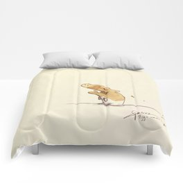 #coffeemonsters 477 Comforters