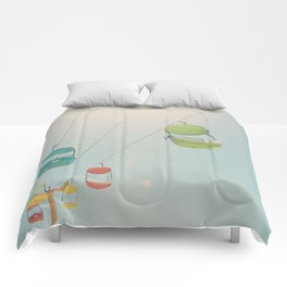 skyglider ... Comforters