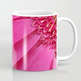 Pink Sunburst Coffee Mug