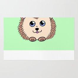 Cute hedgehog Rug