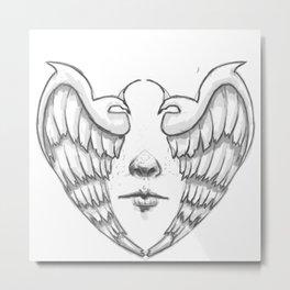 angel eyes Metal Print