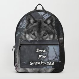 Born for Greatness Backpack
