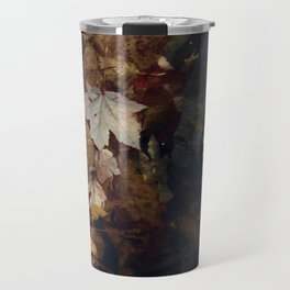 Autumn Colors in the Water Travel Mug