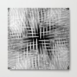 Mind Caverns Metal Print