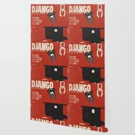 Django Unchained, Quentin Tarantino, alternative movie poster, Leonardo DiCaprio, Jamie Foxx Wallpaper