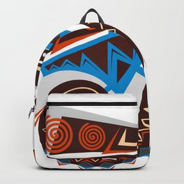 AKAN HEAD Backpack