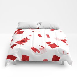 Composition #9 Comforters