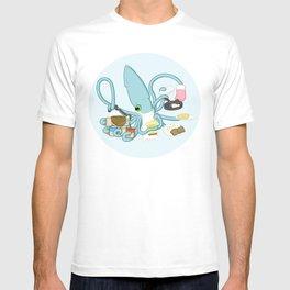 Diner Squid T-shirt