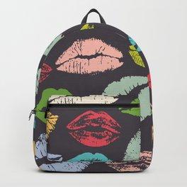 Lips 6 Backpack