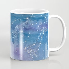The Blue Coffee Mug