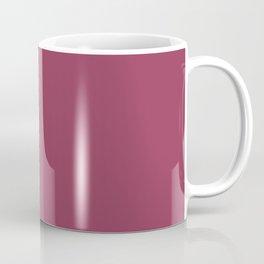 Heart of the Garden ~ Plum Coffee Mug