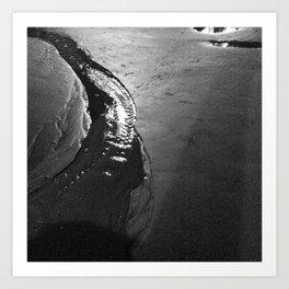 River of Tides Art Print