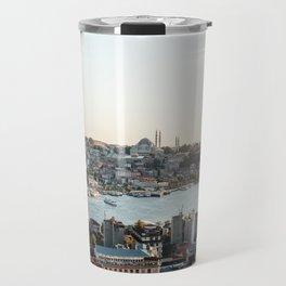 Perfect Turkish Sunsets - Istanbul, Turkey Travel Mug