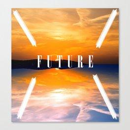 Futurum Canvas Print