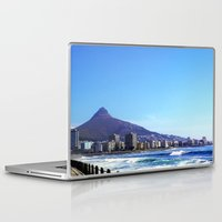 south africa Laptop & iPad Skins featuring South Africa Impression 6 by Art-Motiva
