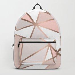 Rose Gold Perseverance Backpack