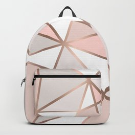 Rose Gold Perseverance Backpack