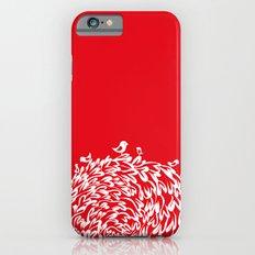 Red Birds Slim Case iPhone 6