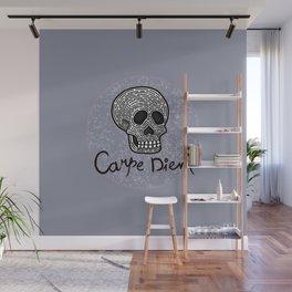 Carpe Diem Wall Mural