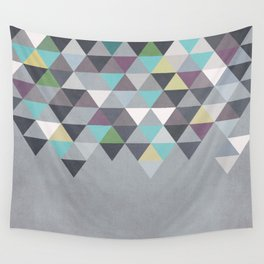 Nordic Combination 7 Wall Tapestry
