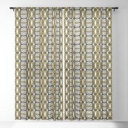 Chains Sheer Curtain