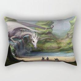 Making allies Rectangular Pillow