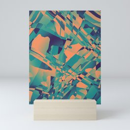 Heavy Distortion Mini Art Print