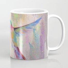 Flying Hummingbird Coffee Mug