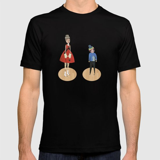 Mum and son T-shirt