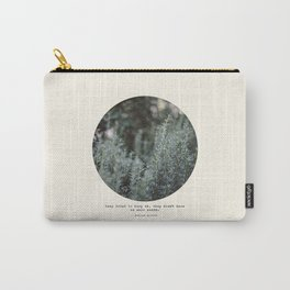 Bury Us 2 Carry-All Pouch