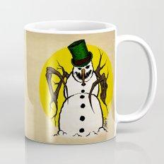 Sinister Snowman Mug