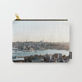 Perfect Turkish Sunsets - Istanbul, Turkey Carry-All Pouch