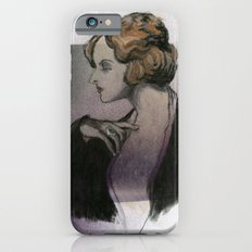 Woman with a Ring iPhone 6s Slim Case