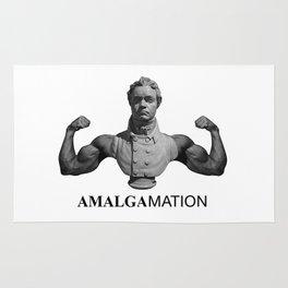 Amalgamation #1 Rug