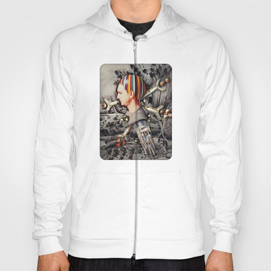 My Precious | Collage Hoody