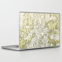 europe Laptop & iPad Skins featuring 1938 Europe by inourgardentoo