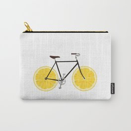 Lemon Bike Carry-All Pouch